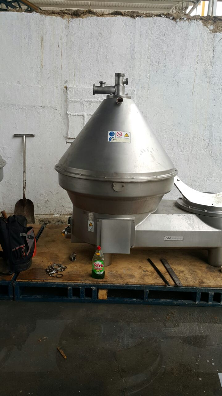 GEA Westfalia MSD 300-01 Separator