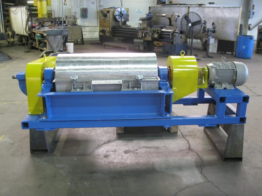 Alfa Laval NX-314 Decanter Centrifuge