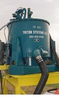 Triton Manure Separator – TS-5000 Solid Bowl Basket Centrifuge