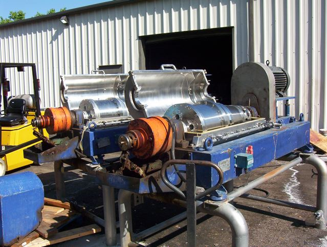 Alfa Laval NX-414 Decanter Centrifuge