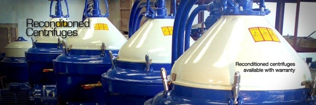 Reconditioned Centrifuges