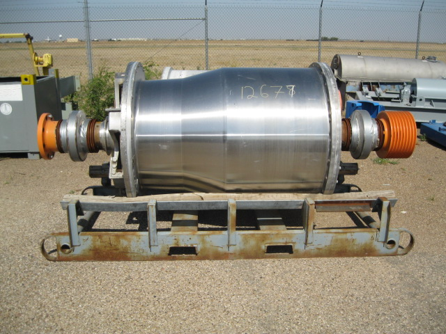 Bird 40″ x 60″ Decanter Centrifuge