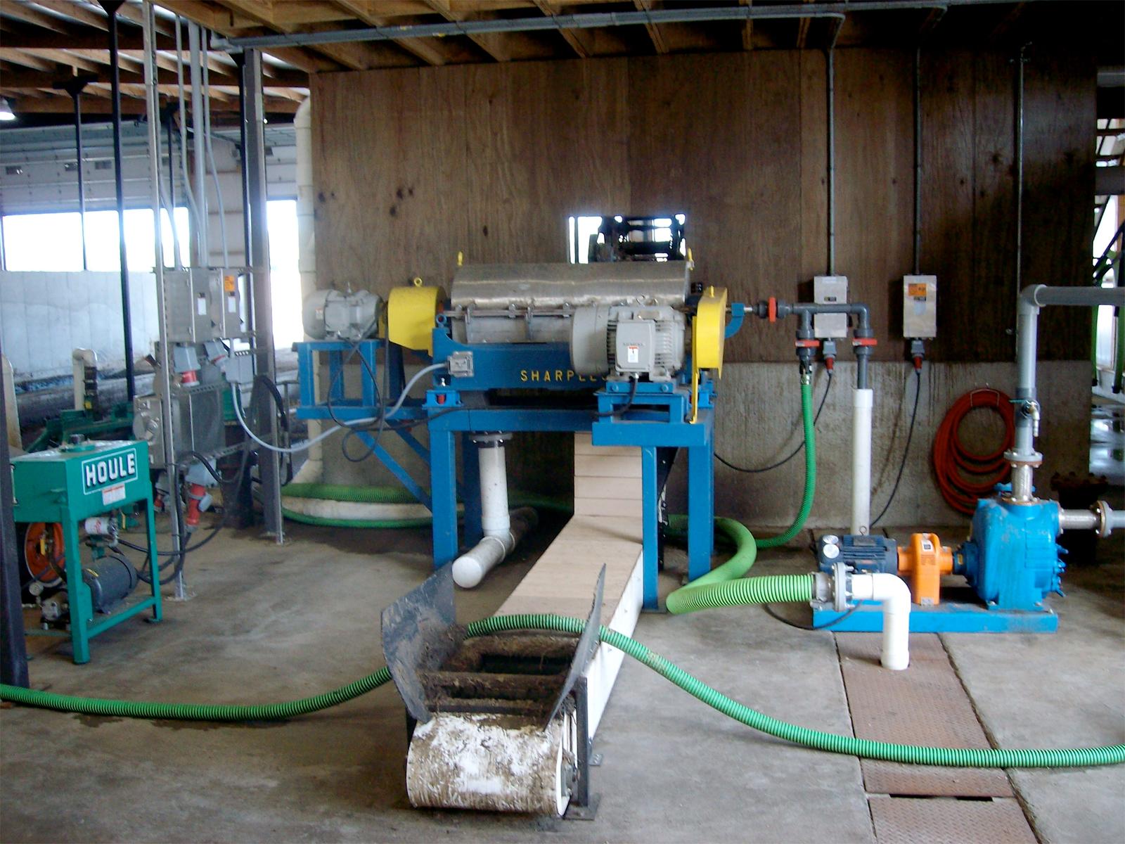 Manure & Farm Wastewater Sludges
