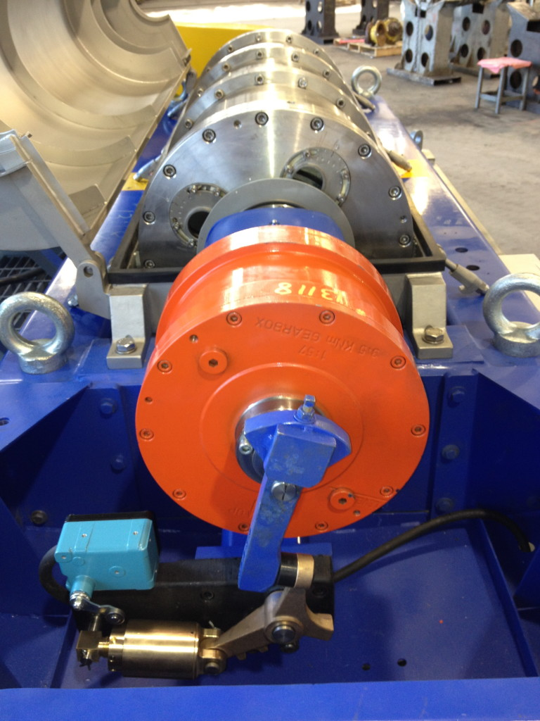 Alfa Laval 3.5 kN-M Gearbox