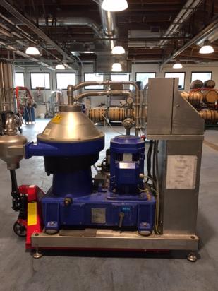 Beer Centrifuge – Alfa Laval VNPX 507 SGD-31G